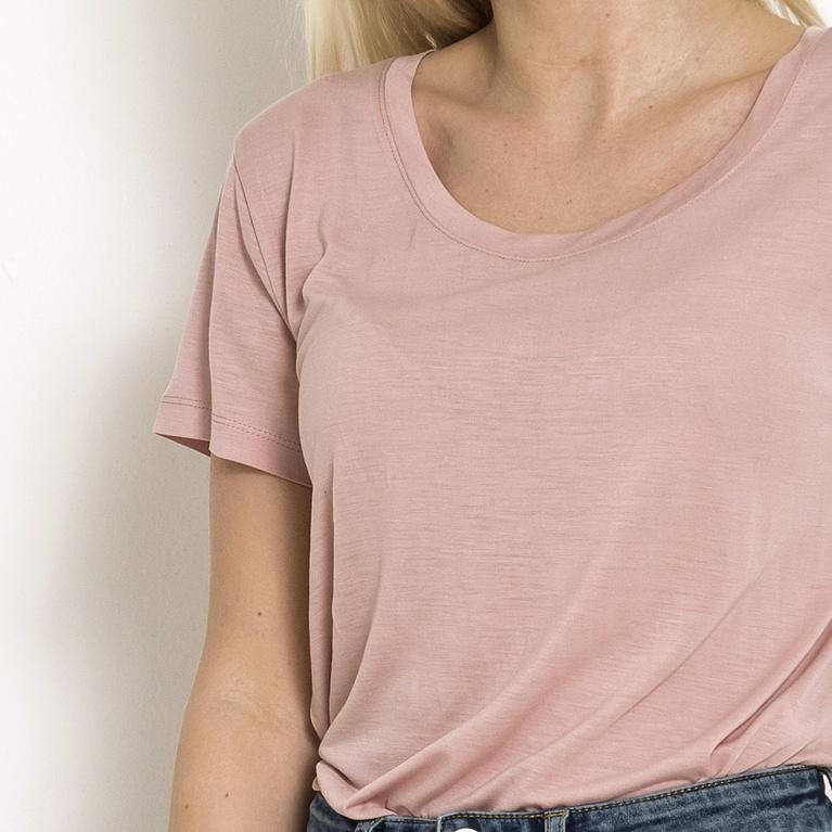 "T-shirt ""Lyocell U"""
